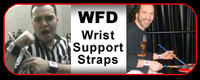 WFD Wrist Straps for Drummers - More Info