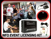 Host Your Own Official WFD Event with our complete Licensing Kit