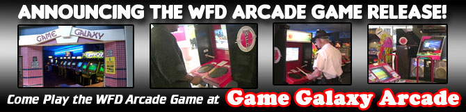 WFD arcade game is now operational