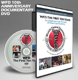 WFD 10th Anniversary DVD